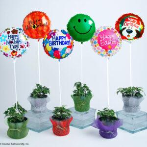 Stick Balloons