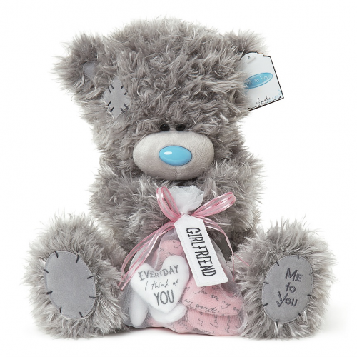 Tatty Teddy Girlfriend Hearts in Bag