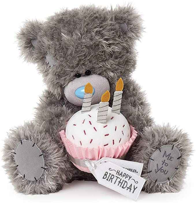 Tatty Teddy Birthday Cupcake