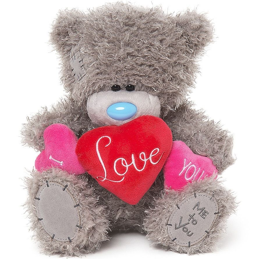 Tatty Teddy Love You Hearts