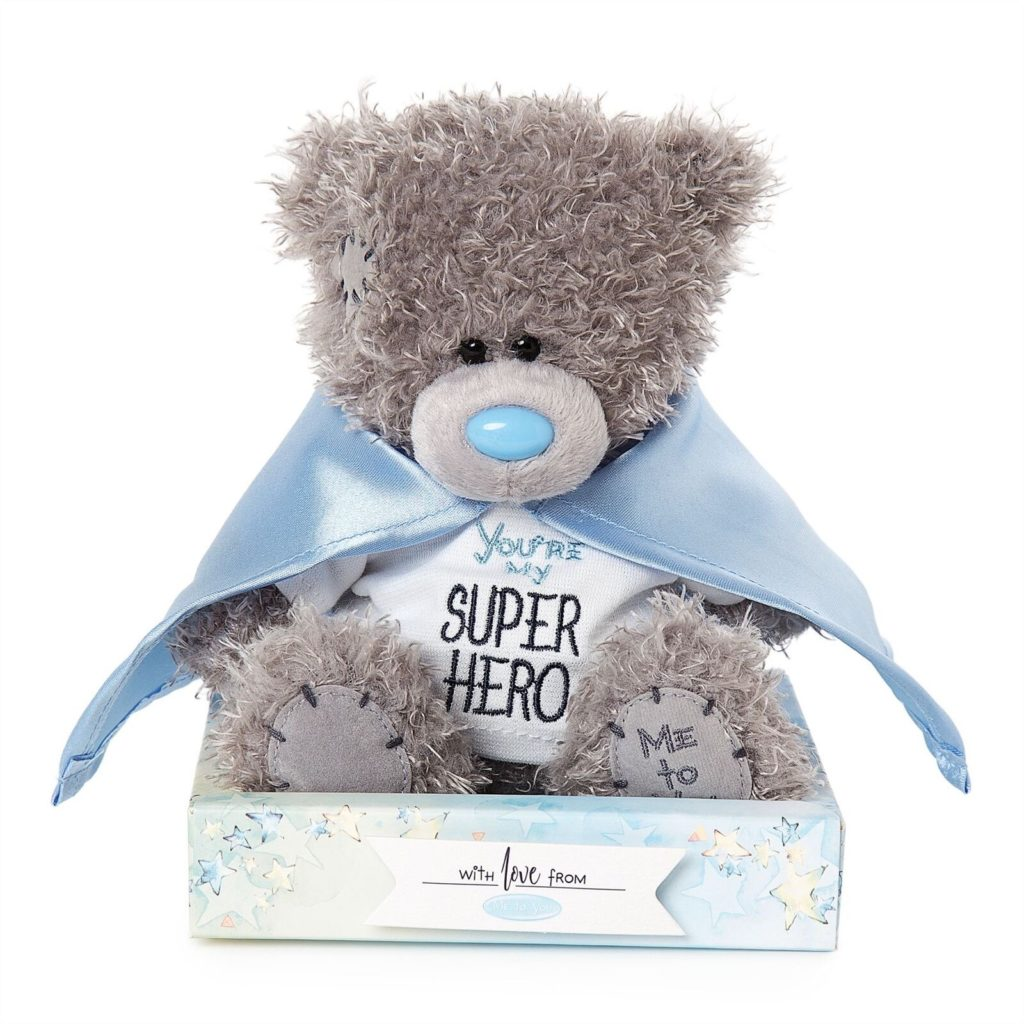Tatty Teddy Super Hero