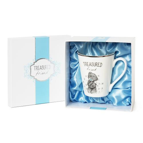 Tatty Teddy Mug Treasured