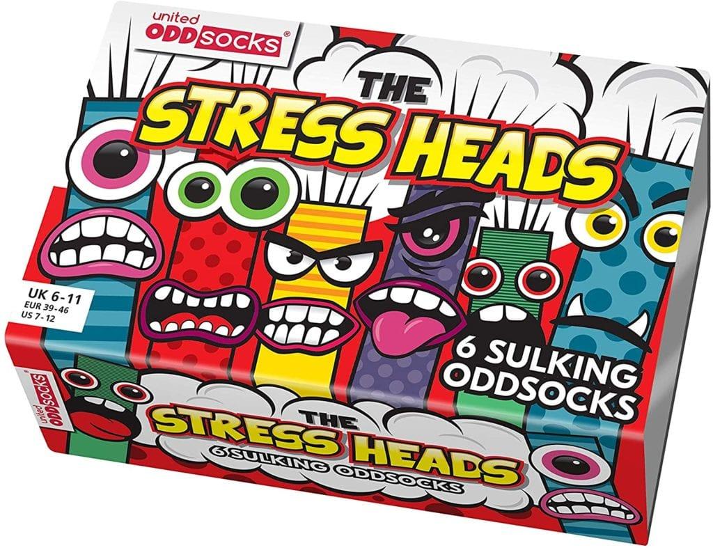 Odd Socks | Stress Heads