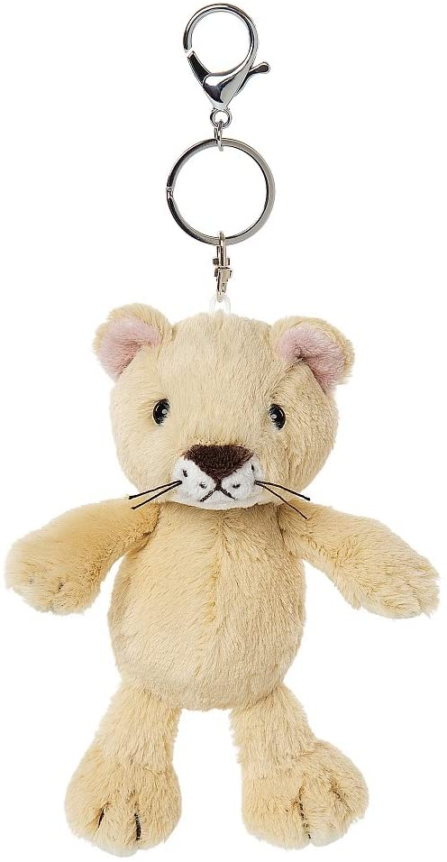 All Creatures Dandelion the Lion Keyring and Bag Charm