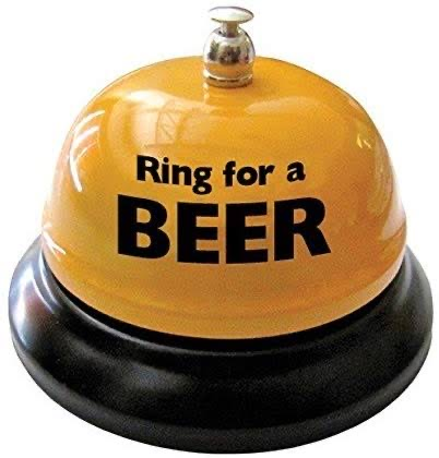 Ring for Beer Counter Bell