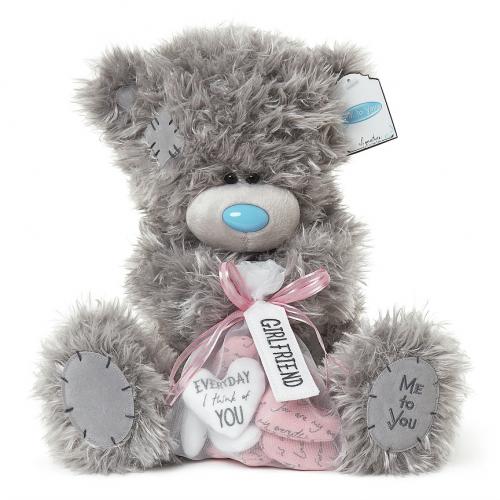 Tatty Teddy Girlfriend Hearts in Bag
