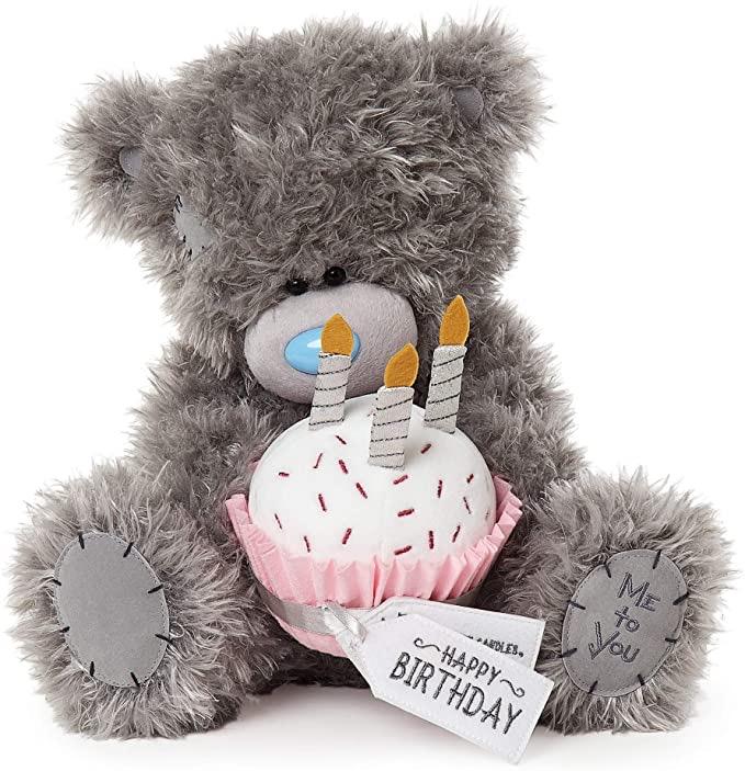Tatty Teddy Birthday Cupcake