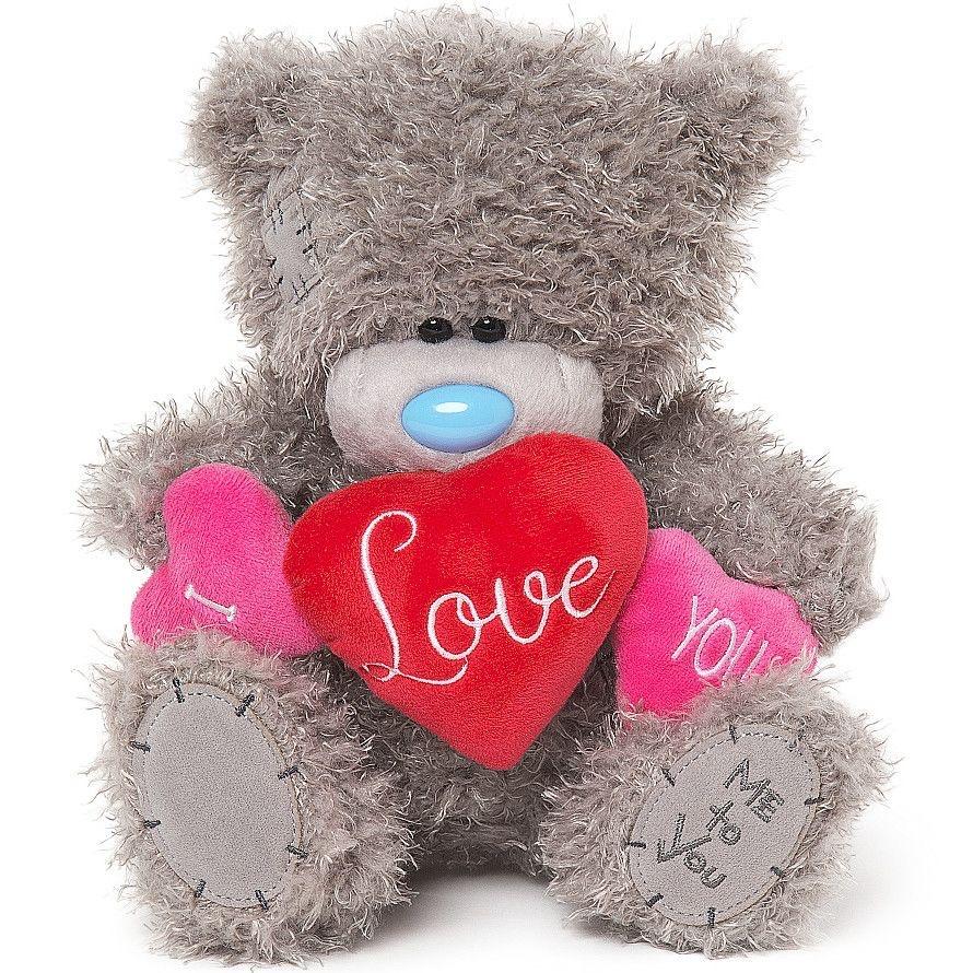 Tatty Teddy Love You Hearts