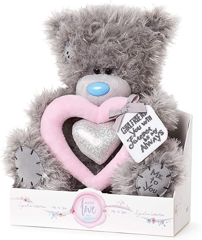 Tatty Teddy Girlfriend Forever