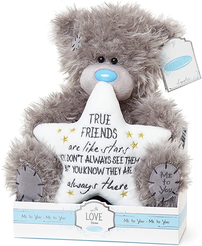 Tatty Teddy True Friends