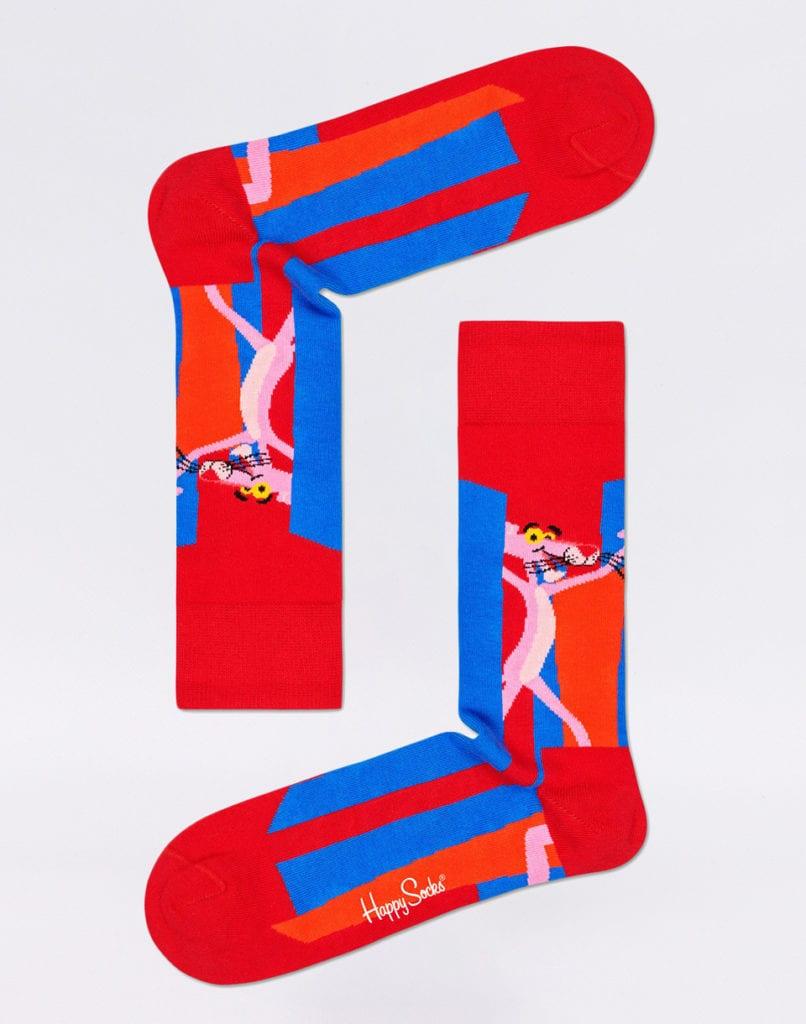 Pink Panther Sneaky Socks