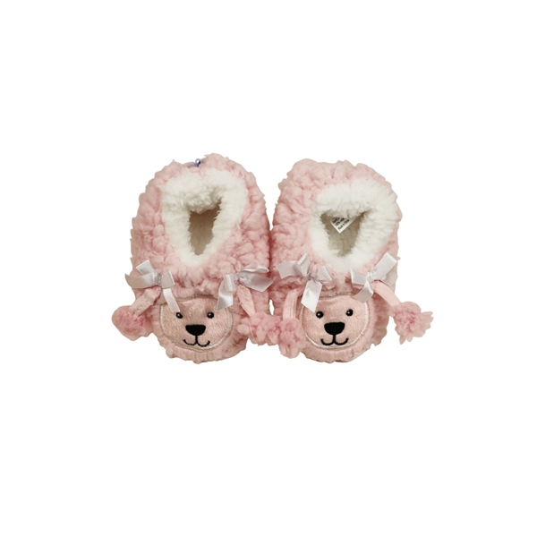 Fluffy Pink Poodle Snoozies