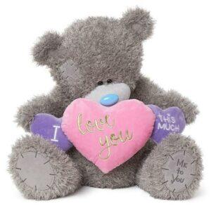 Tatty Teddy Bears